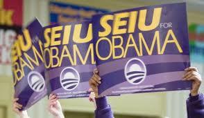 SEIU for Obama