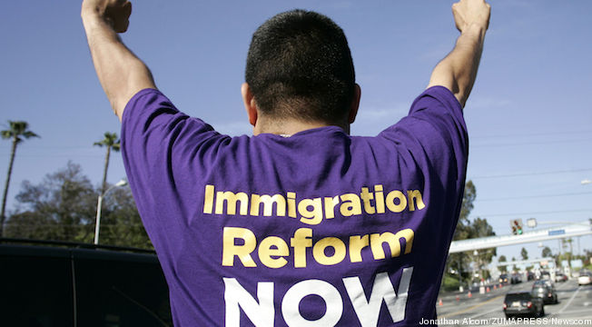 Immigration Reform | The Devil At Our Doorstep's Blog