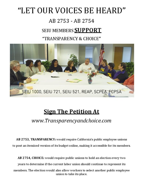 PETITION Flyer